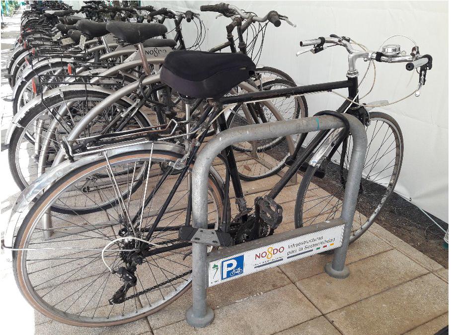 API suministra aparcamientos de bicicletas para el ayuntamiento de Sevilla