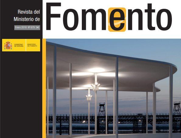 Ve la luz un nuevo número de la Revista del Ministerio de Fomento