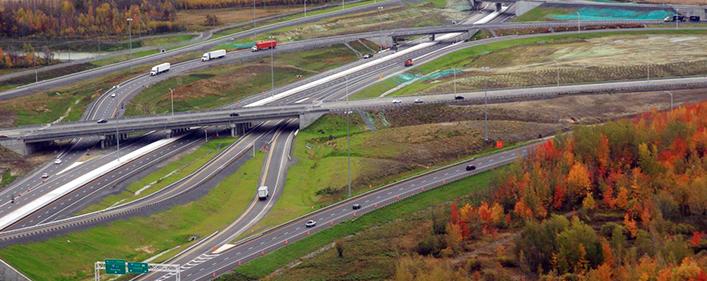 ACCIONA mantendrá 4.200 kilómetros de carreteras al oeste de Canadá