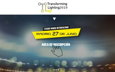 Transforming Lighting 2019 presenta la agenda definitiva de ponentes y sesiones
