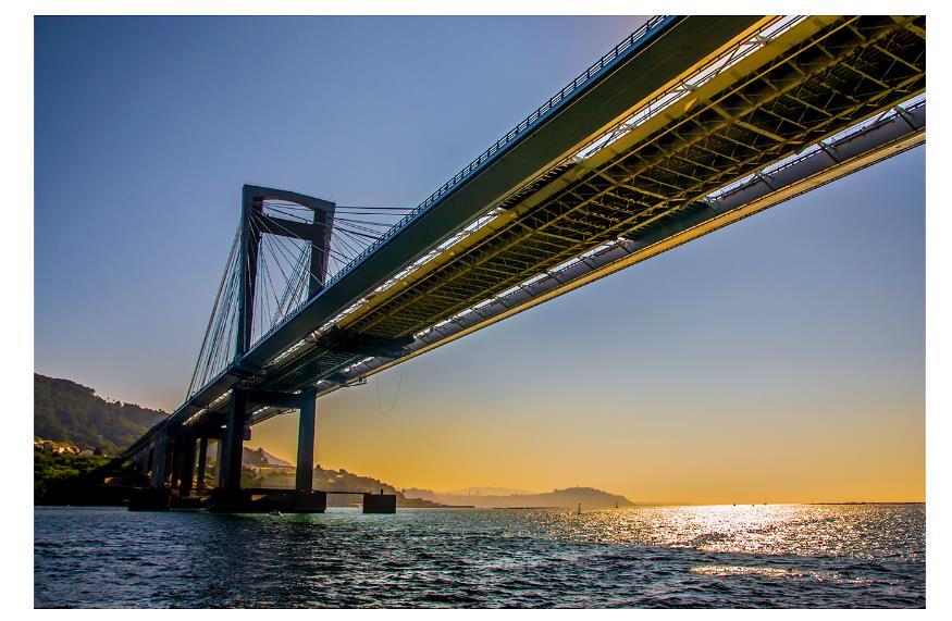 Premiada la ampliación del Puente de Rande como la segunda mejor estructura del mundo