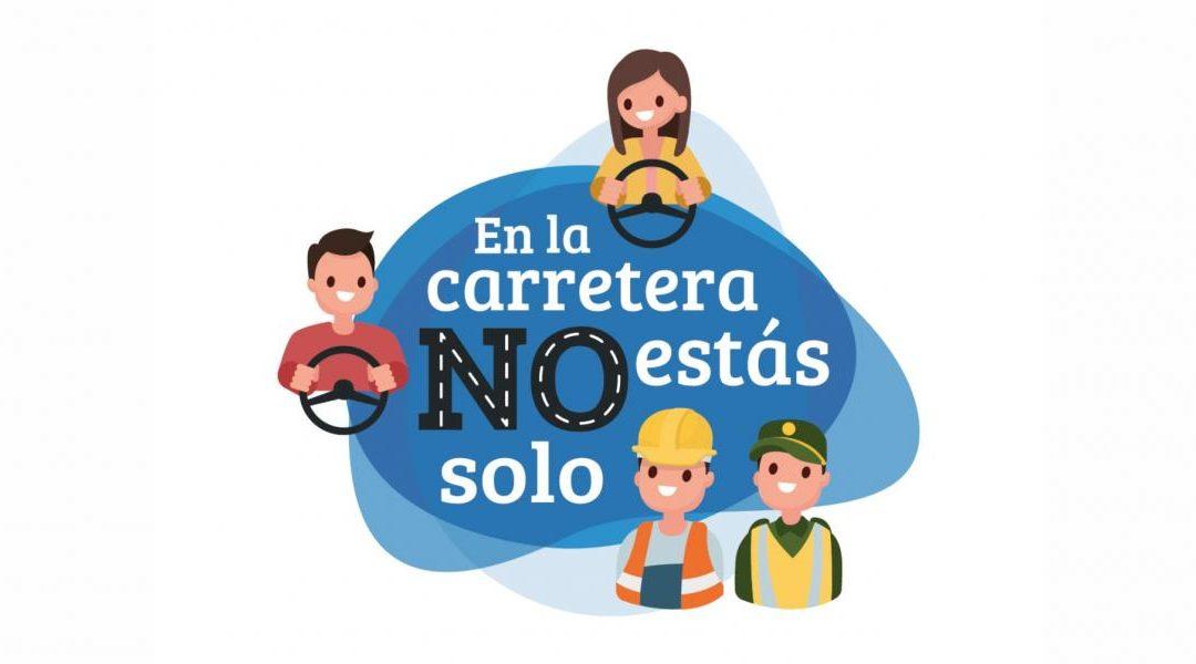 """""""En la carretera no estás solo"""" se presenta ante la Comisión Nacional de Seguridad y Salud en el Trabajo"""