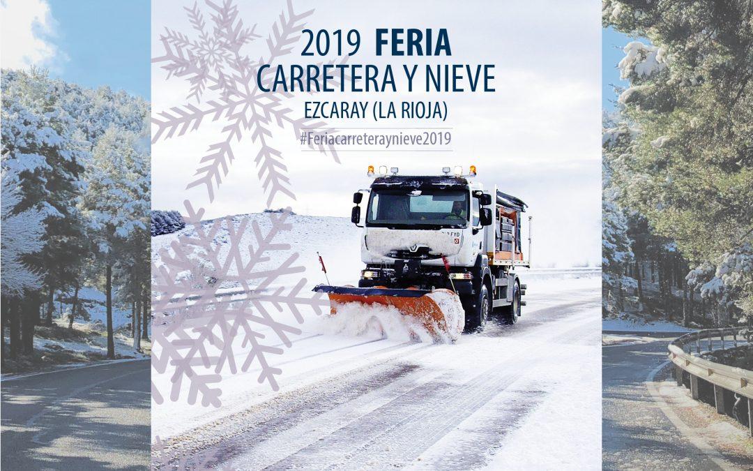 La tercera edición de la Feria Carretera y Nieve reunirá a 350 expertos en vialidad invernal