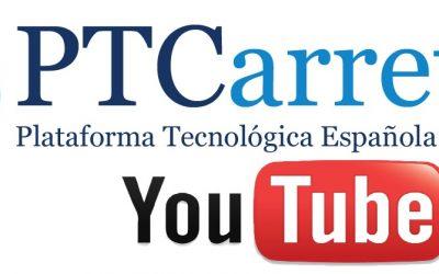El canal de Youtube de PTCarretera ya está disponible para acceder a todos sus vídeos