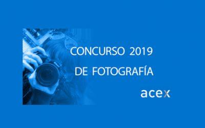 """ACEX convoca su Concurso de Fotografía 2019 """"Conservación y mantenimiento de infraestructuras"""""""