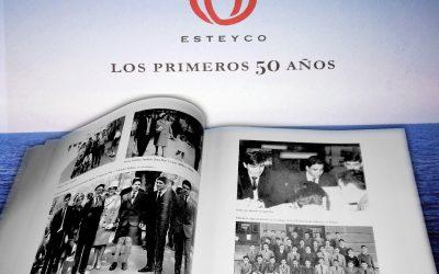 Esteyco presenta en Madrid el libro conmemorativo de su 50º aniversario
