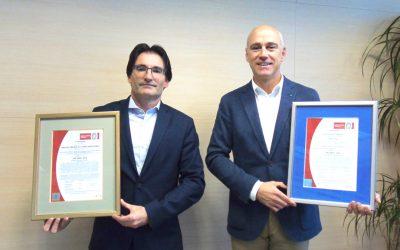 Becsa obtiene la ISO 45001:2018, que certifica su sistema de gestión de prevención de riesgos laborales