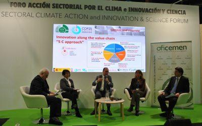 La industria mundial del cemento intensifica su apuesta por la neutralidad de emisiones de carbono