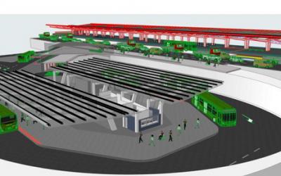 Iceacsa Colombia consigue el contrato de interventoría integral para las obras de extensión del BRT TransMilenio