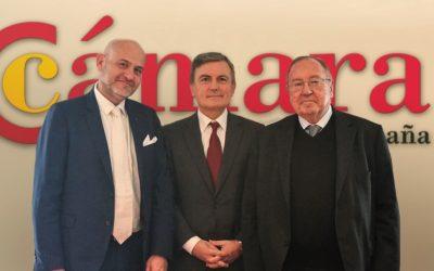 La Cámara de Comercio de España pone en marcha la Comisión de Movilidad
