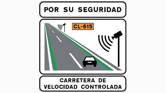 Cómo dos líneas verdes en la carretera han logrado reducir un 60% los accidentes