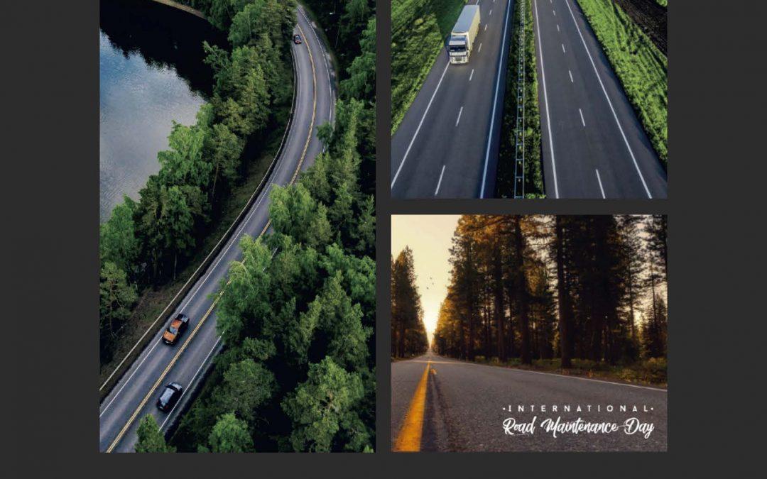 Mañana se celebra el Día Internacional de la Conservación de Carreteras