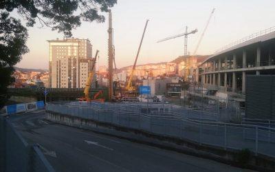 Los ingenieros piden un gran plan de obra pública para relanzar la economía
