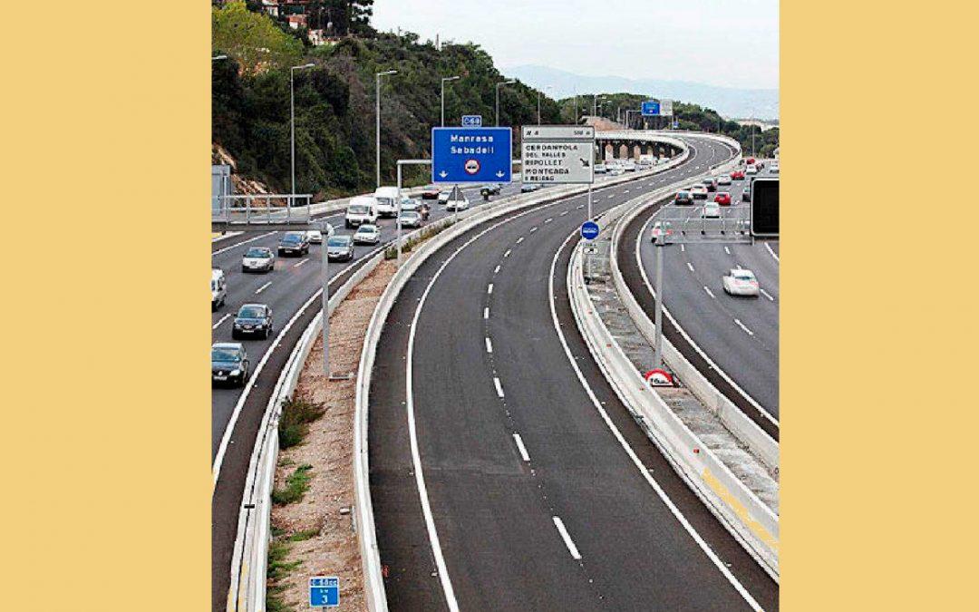 Lantania consigue la adjudicación de un tramo del carril bus del Baix Llobregat