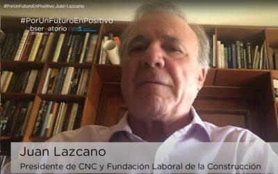El Presidente de la CNC llama a la inversión en un vídeo para la campaña #PorUnFuturoEnPositivo