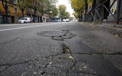 Madrid presenta su operación asfalto: 659 calles, 51 millones de euros y al menos cinco meses de obras