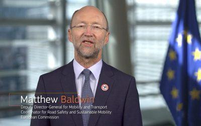Pontevedra gana el primer Premio de Seguridad Vial Urbana de la Unión Europea