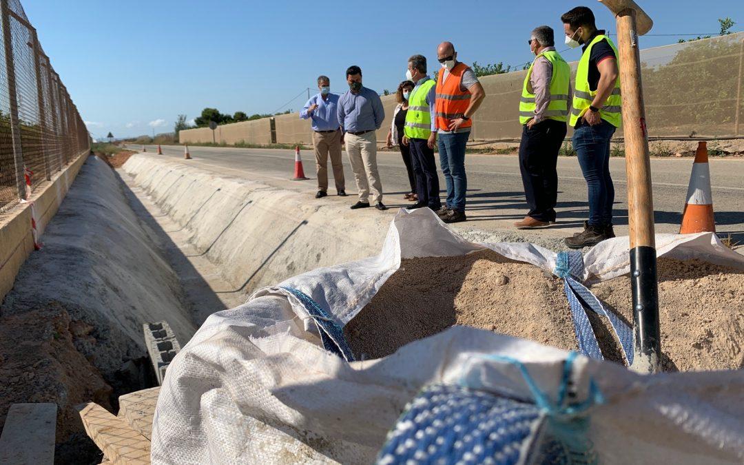 Fomento ha concluido la reparación de 41 carreteras regionales dañadas por la dana