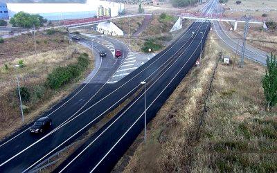 La Dirección de Carreteras de Madrid mejora el firme de la M-607