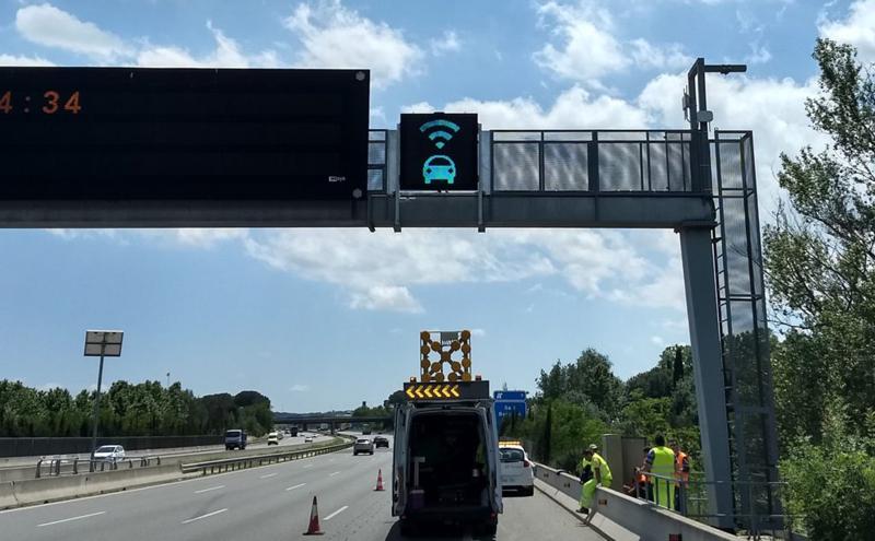 Avance en el acondicionamiento de las infraestructuras viales para vehículos conectados