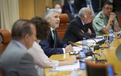 El Ministro del Interior presenta la campaña de tráfico para un verano marcado por el coronavirus