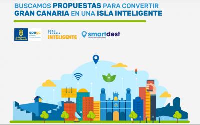 Gran Canaria busca propuestas para su conversión en isla inteligente