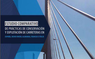 ACEX presenta un informe comparativo de niveles de conservación viaria en países de la UE