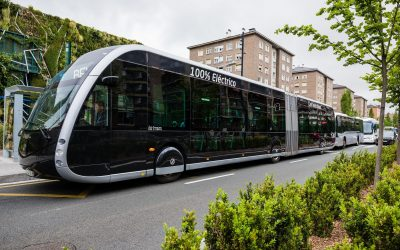 Kapsch participará en la implantación del Bus Eléctrico Inteligente en Vitoria