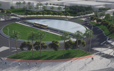 Lantania consigue la adjudicación de la construcción de un tramo del carril bus y vía ciclista del Baix Llobregat