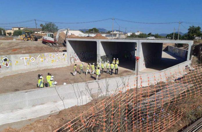 El Consell apuesta por la sostenibilidad en la conexión entre Palma y Marratxí