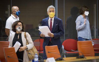 Grande-Marlaska presenta el balance de seguridad vial del verano de la pandemia