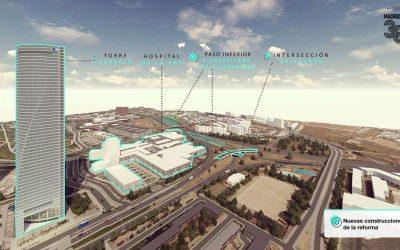 FCC ejecutará por 42 millones las obras del Nudo Norte de Madrid