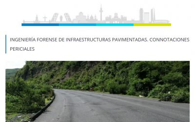 El Colegio de Ingenieros de Caminos organiza un curso de ingeniería forense en infraestructuras pavimentadas
