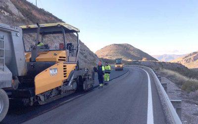 La Junta pone en marcha un plan de choque para la conservación de las carreteras andaluzas