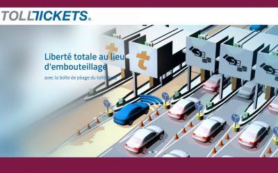 Kapsch TrafficCom toma el control de Tolltickets y amplía sus servicios en Europa