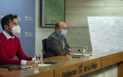 El Gobierno de La Rioja destina 17 millones de euros a la mejora de las carreteras