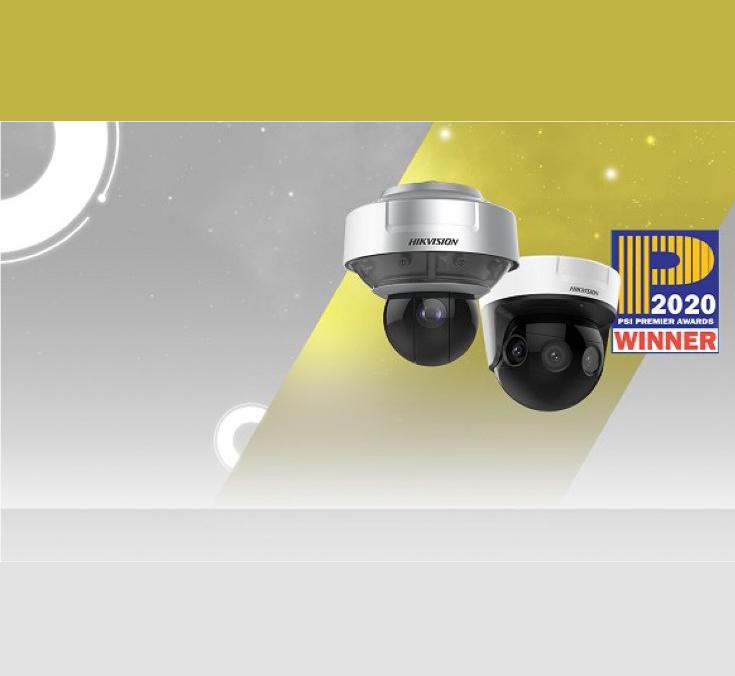 Hikvision gana el premio 'PSI Premier Awards' al producto CCTV del año por quinto año consecutivo con su PanoVu