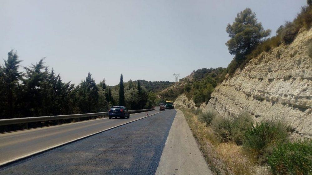 Aragón da los primeros pasos de su plan extraordinario de carreteras