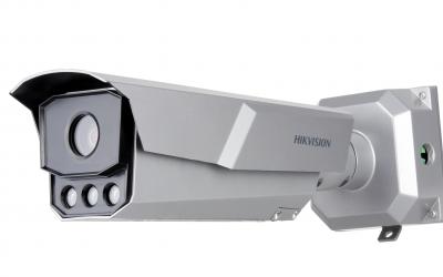 La cámara de lectura de matrículas de Hikvision, certificada como una de las más fiables del mercado