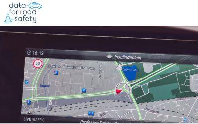 España consolida su liderazgo en el vehículo conectado al participar en Data for Road Safety