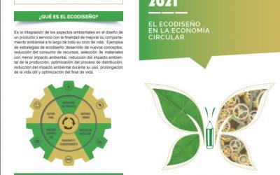Abierto el plazo de presentación de proyectos al Premio Cataluña de Ecodiseño 2021