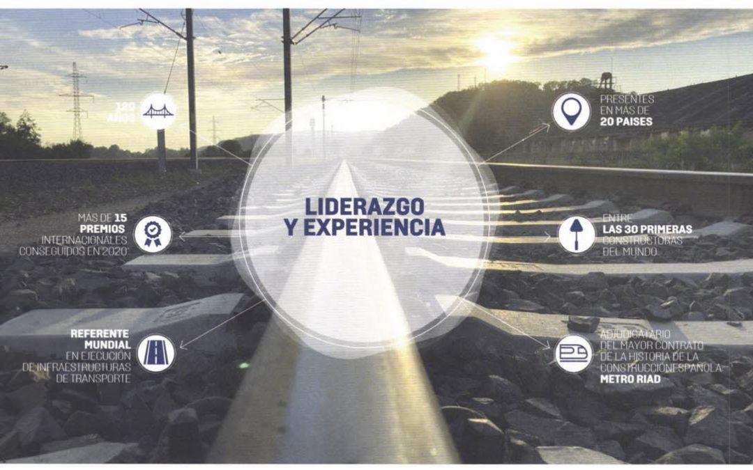 FCC: 120 años desarrollando infraestructuras