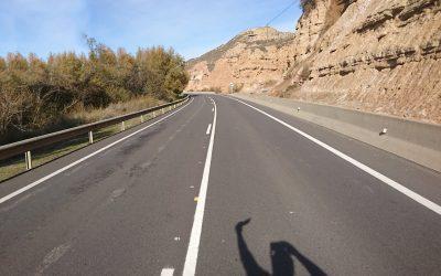 El Gobierno de Aragón invertirá este año 15,6 millones de euros en las carreteras de Huesca
