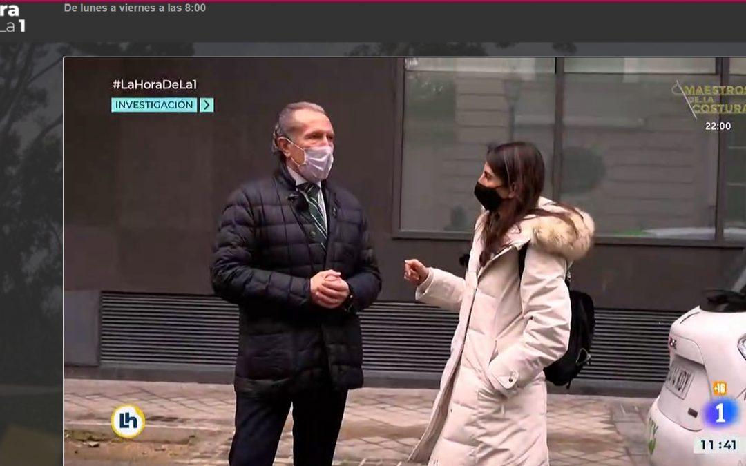 El Presidente de Asefma, en La Hora 1 de TVE