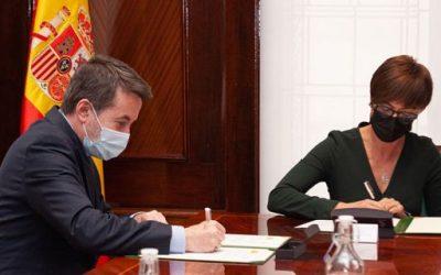 Repsol y la Guardia Civil firman un protocolo de colaboración para lograr una movilidad más sostenible