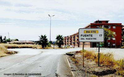 El BOP recoge la mejora de la carretera de Almendralejo a Fuente del Maestre (Badajoz)