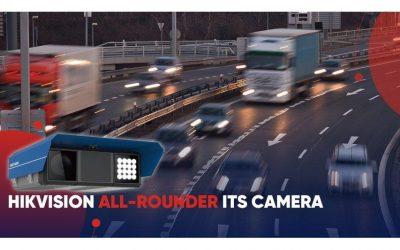 Hikvision lanza su nueva cámara ITS para mejorar el tráfico y la seguridad en las carreteras