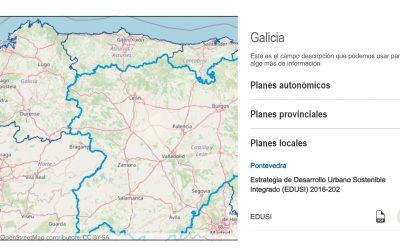 La DGT elabora un mapa digital con los planes de seguridad vial existentes en cada región