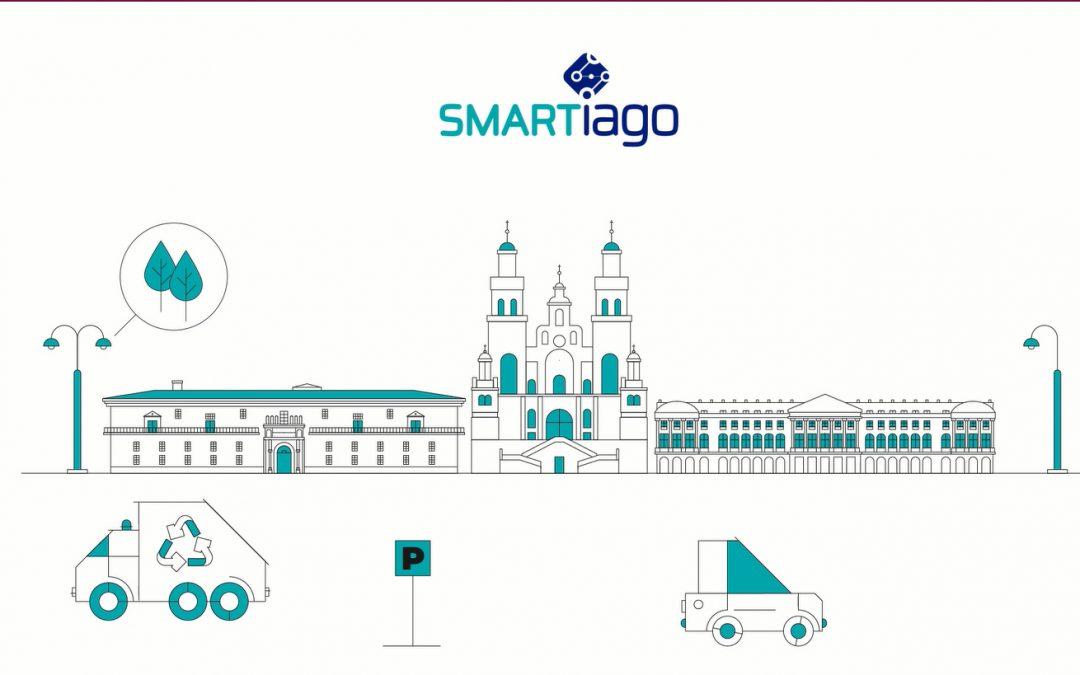 Santiago, a la vanguardia de la movilidad con un proyecto pionero en Europa de Kapsch TrafficCom