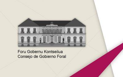 La Diputación de Álava invertirá 220.000 euros en la A-3112 a su paso por Eguileta